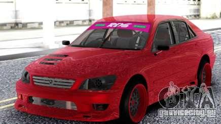 Toyota Alteza для GTA San Andreas