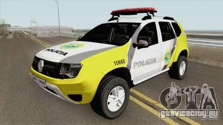 Renault Duster 2017 PMPR для GTA San Andreas
