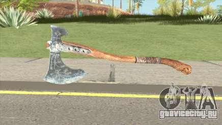 Kratos Axe для GTA San Andreas