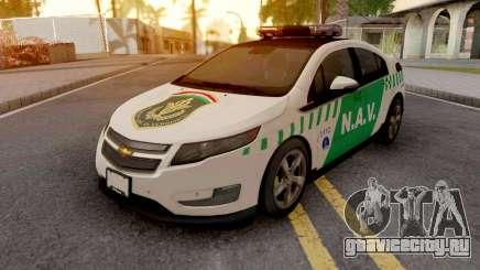 Chevrolet Volt N.A.V. для GTA San Andreas