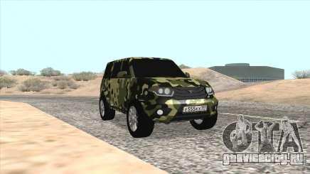 УАЗ Патриот Камуфляж для GTA San Andreas