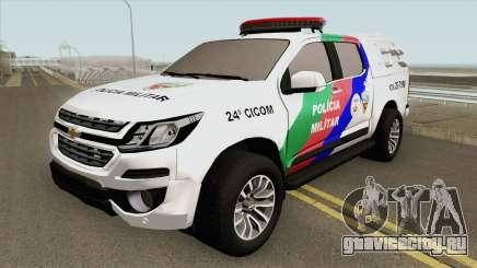 Chevrolet S-10 (PMAM) для GTA San Andreas