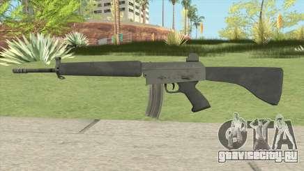AR-18 Assault Rifle для GTA San Andreas