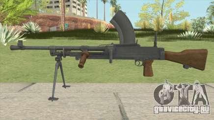 Day Of Infamy BREN MG для GTA San Andreas