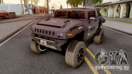 Transformers Nest Car Version 2 для GTA San Andreas