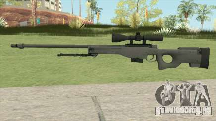 CS-GO Alpha AWP для GTA San Andreas