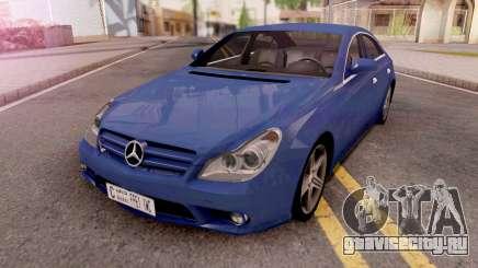 Mercedes-Benz CLS 63 Lowpoly для GTA San Andreas