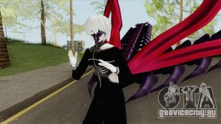 Kaneki Skin V5 (Tokyo Ghoul) для GTA San Andreas
