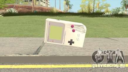 Gameboy для GTA San Andreas