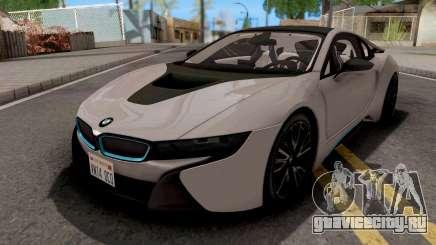 BMW i8 2018 для GTA San Andreas