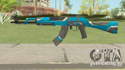 Warface AK-103 (Anniversary) для GTA San Andreas