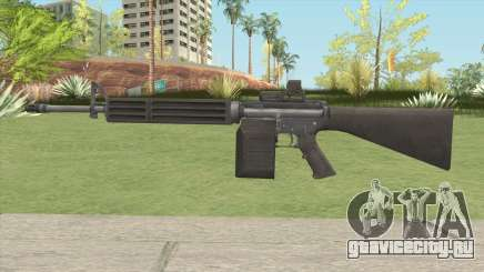 AR-15 LSW Box Magazine для GTA San Andreas