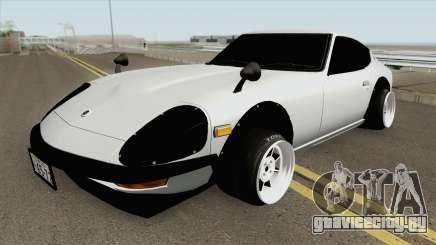 Nissan Fairlady Z 240ZG (Altus Garage) для GTA San Andreas