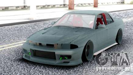 Nissan R-32 Sedan Drift для GTA San Andreas