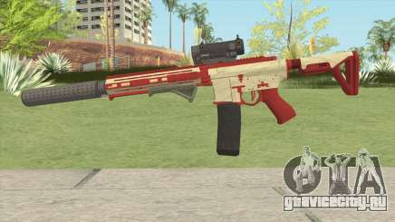 Carbine Rifle GTA V MK2 для GTA San Andreas