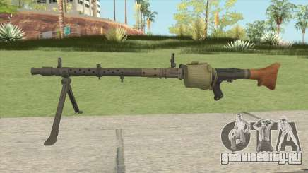 Day Of Infamy MG-34 для GTA San Andreas