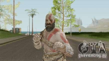 Kratos God of War 2018 для GTA San Andreas