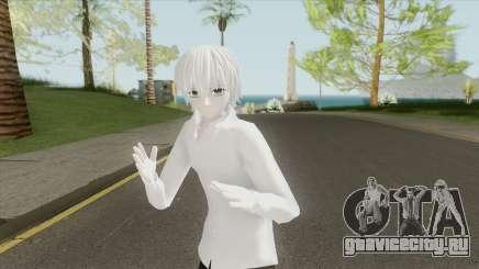 Kaneki Skin V4 (Tokyo Ghoul) для GTA San Andreas