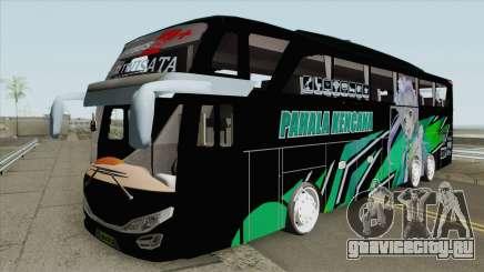 Jetbus 2 SHD (6 Wheel) для GTA San Andreas