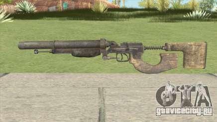Escopeta Doble Metro 2033 для GTA San Andreas