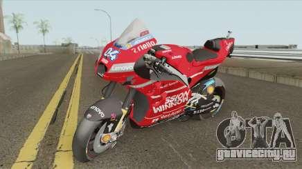 Ducati Desmosedici GP19 Andrea Dovizioso для GTA San Andreas