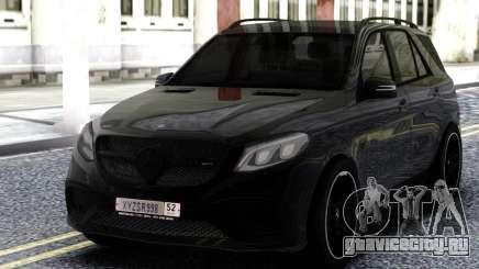 Mercedes-Benz AMG GLE 63 4MATIC для GTA San Andreas