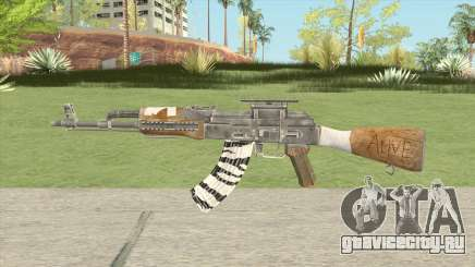 Classic AK47 V2 (Tom Clancy: The Division) для GTA San Andreas