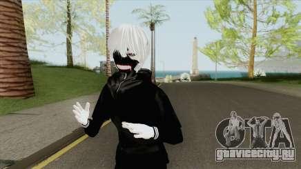 Kaneki Skin V6 (Tokyo Ghoul) для GTA San Andreas