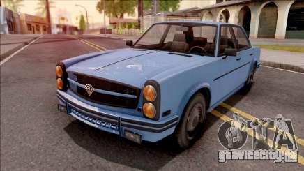 GTA V Benefactor Glendale для GTA San Andreas