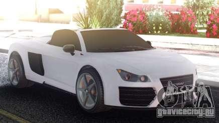 9F Carbio GTA 5 для GTA San Andreas