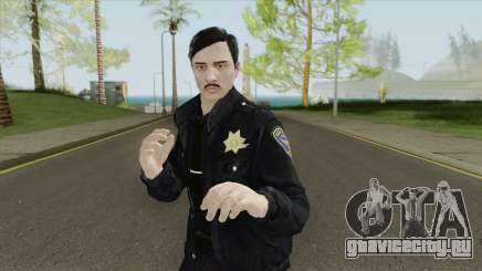 GTA Online Skin V3 (Law Enforcement) для GTA San Andreas