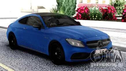 Mercedes-Benz C63 Classic Coupe для GTA San Andreas