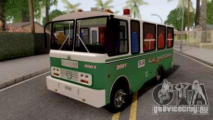 Buseta Clasica Colombiana для GTA San Andreas