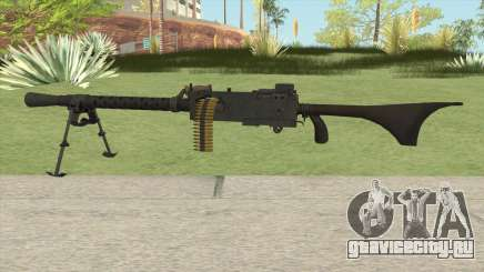 Day Of Infamy Browning M1919A6 для GTA San Andreas