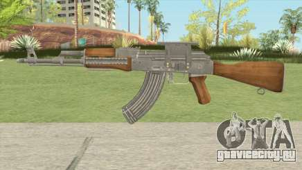 Classic AK47 V1 (Tom Clancy: The Division) для GTA San Andreas