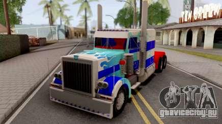 Transformers Ultra Magnus v2 для GTA San Andreas
