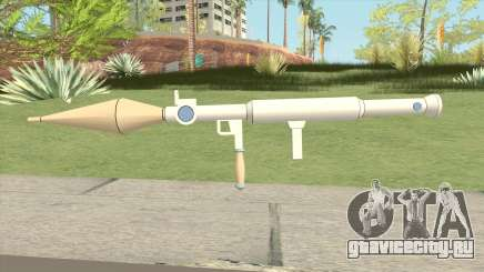 Rocket Launcher (Little Witch Academia) для GTA San Andreas