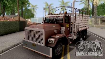 Reo Diesel для GTA San Andreas