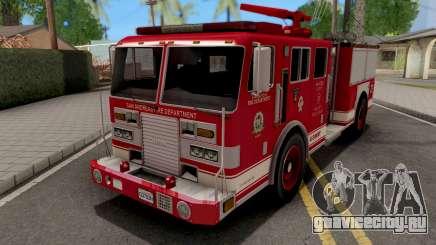KME Renegade US Navy Firetruck 1993 для GTA San Andreas