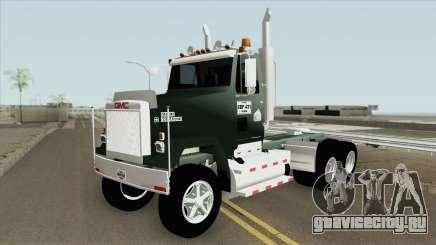 GMC Super Brigadier для GTA San Andreas