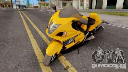 Suzuki Hayabusa для GTA San Andreas