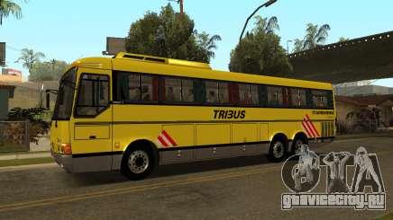 Tecnobus Tribus 4 для GTA San Andreas