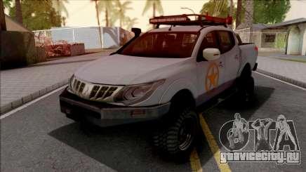 Mitsubishi L200 Off Road для GTA San Andreas