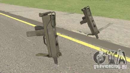 CS-GO Alpha MAC10 для GTA San Andreas