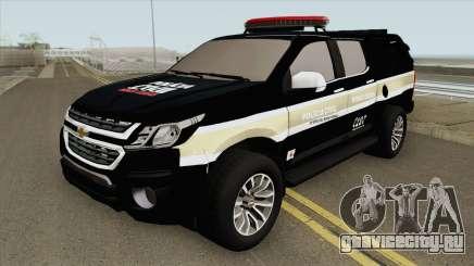 Chevrolet S-10 Policia Civil для GTA San Andreas