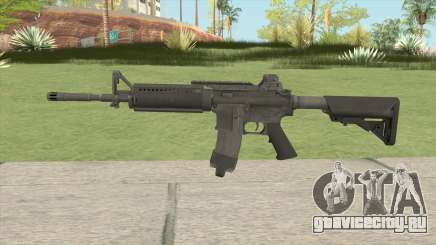 Warface M4A1 (Basic) для GTA San Andreas