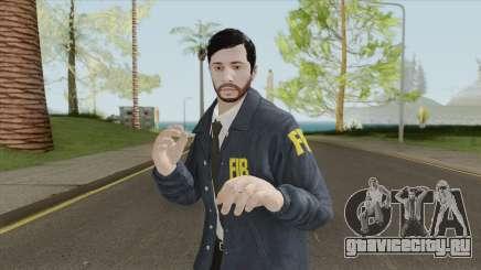 GTA Online Skin V6 (Law Enforcement) для GTA San Andreas
