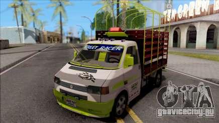 Volkswagen Transporter T4 Con Estacas для GTA San Andreas