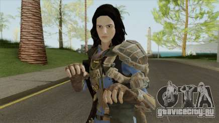 The Courier (Fallout) для GTA San Andreas