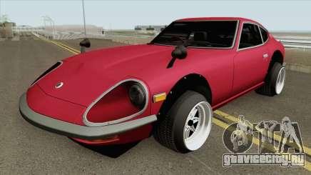 Nissan Fairlady Z 240ZG для GTA San Andreas